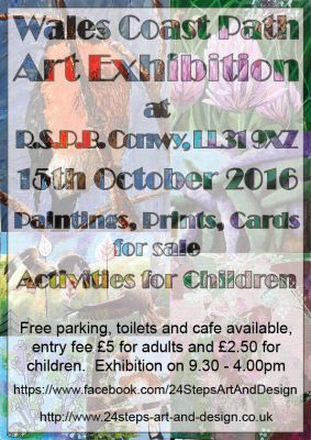 October 15th RSPB Exhibition