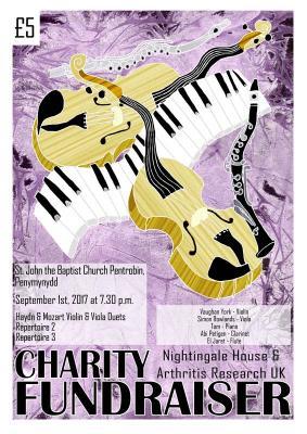 Wavy concert poster final