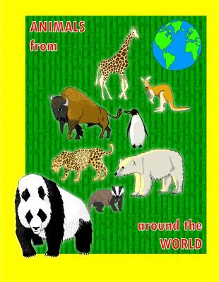 Animals around the world final 3