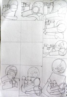 Thumbnails of still life.