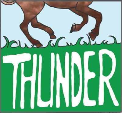 Thunderous hooves