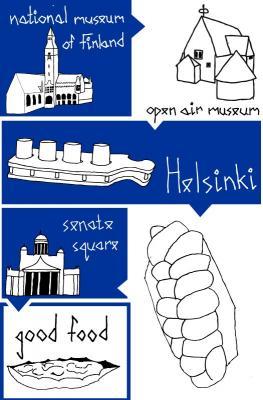 Helsinki travel guide cover