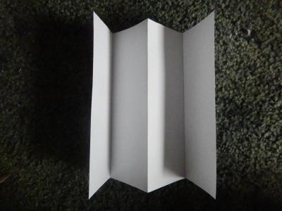 folded a4