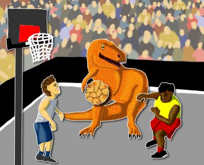 Ginger cookies basketball final